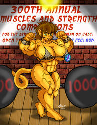 Cleo-Riassat Pumped up by Lonzo1