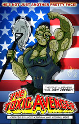 My Last Pic of 2018:The Toxic Avenger by Lonzo1