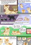 Hetalia Cats Comic pg 1