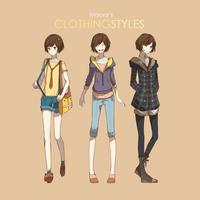 Clothing by lehannaa
