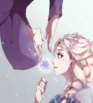 [ROTG] JackFrost x Elsa [Frozen]