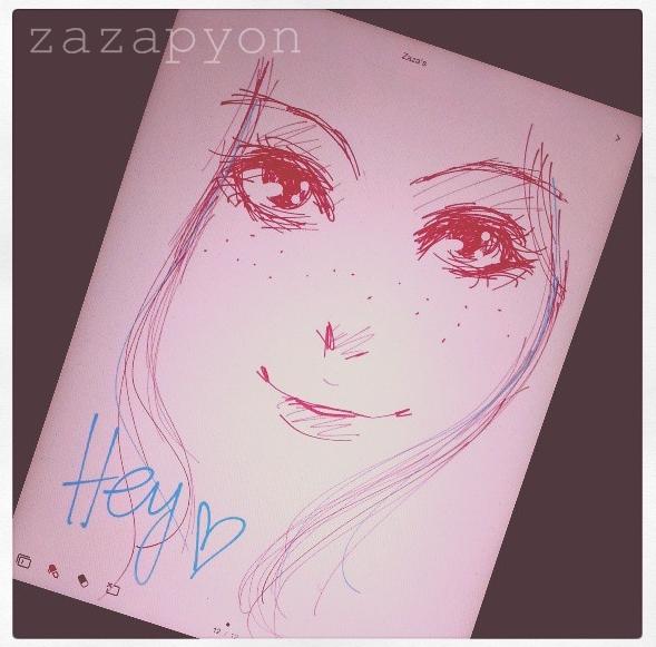 Hey by Zazapyon