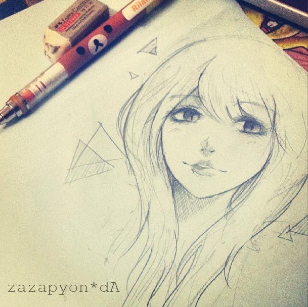 Triangles by Zazapyon