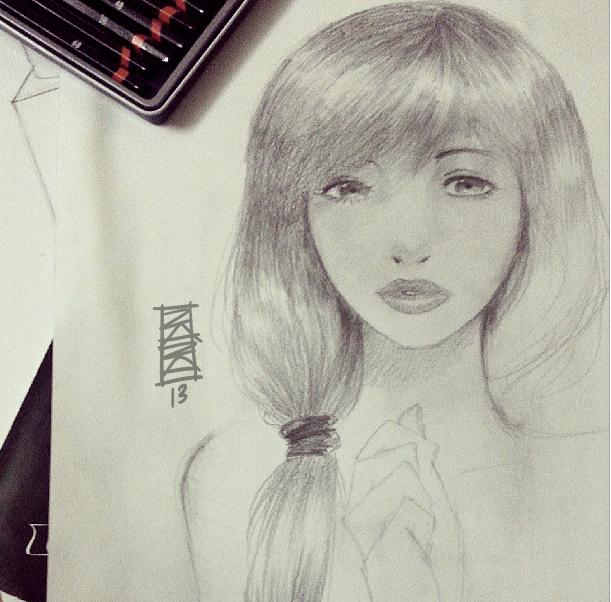 Graphic Pencils by Zazapyon