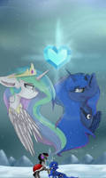 Princesses of Equestria , King of shadows