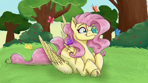 ~Fluttershy, the element of kindness~