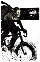 KID HAVOC Kickstarter by ChrisVisions