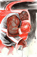 Balrog aka Mike Bison by ChrisVisions