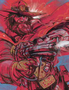 McCree RED