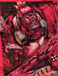 Roadhog RED