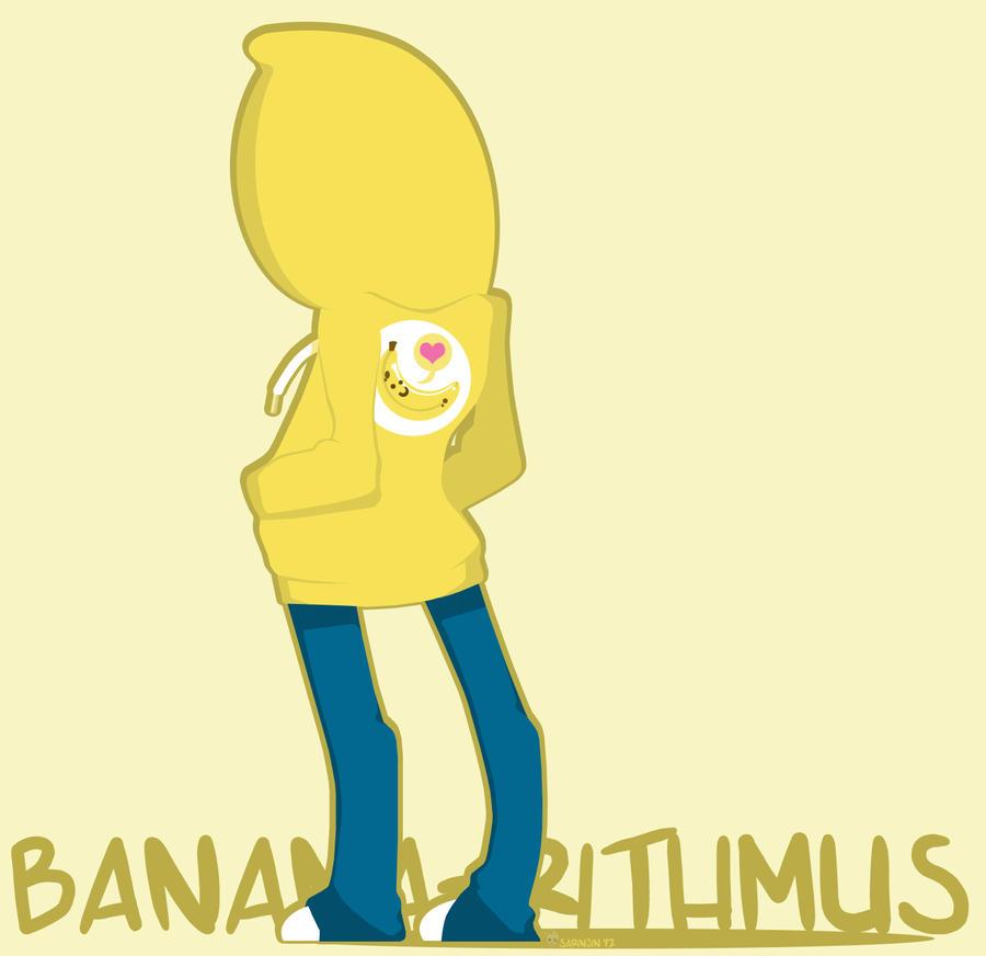 BananaRithmus by Sarinjin