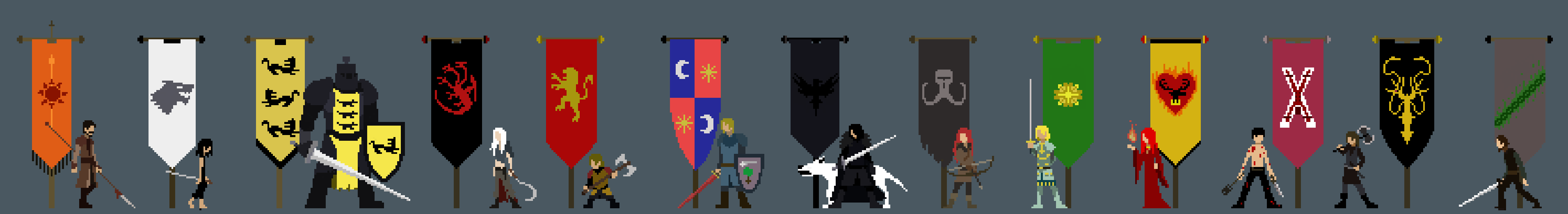 Bits of Thrones *updated by Z-studios