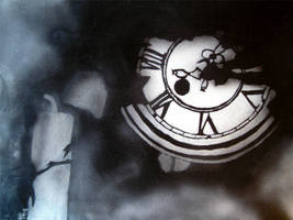 Clock by ashelee00
