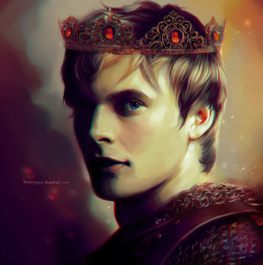 Prince Arthur by StarshipSorceress