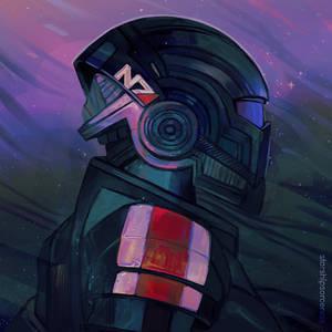 Commander Shepard - N7 Day