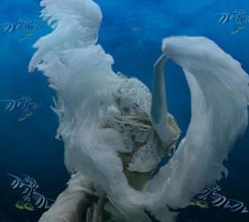 Angel Underwater