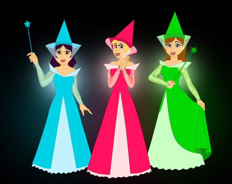 Fauna, Flora and  Merryweather