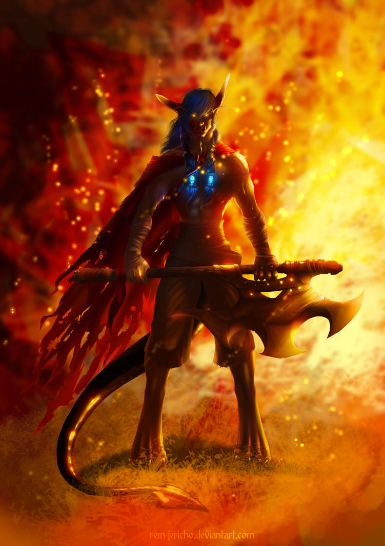 Kor'kron Elite Azphel by Rem-Jericho