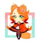 OPEN   Kawaii Fox #04