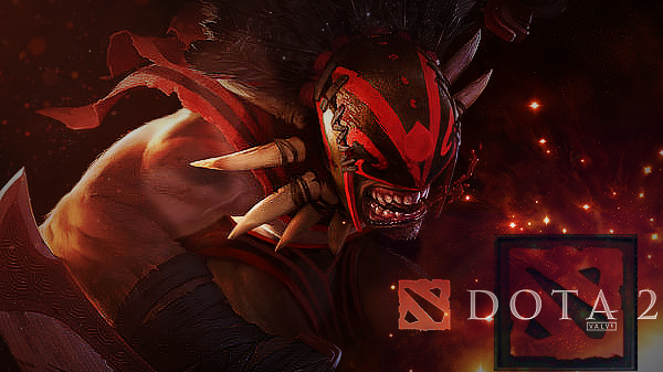 Dota 2 - Bloodseeker by GFX-ZeuS on DeviantArt