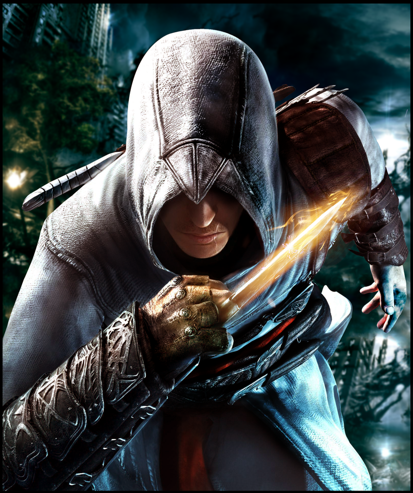 Assasin's Creed Rampage by GFX-ZeuS