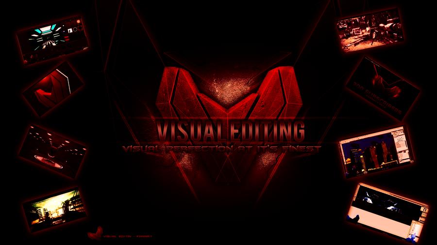 Visual Editin - FanArt V1 by GFX-ZeuS
