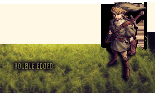 Zelda Link Signature by GFX-ZeuS