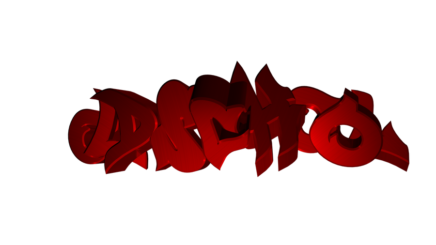 oLDSCHooL 3D Text by GFX-ZeuS