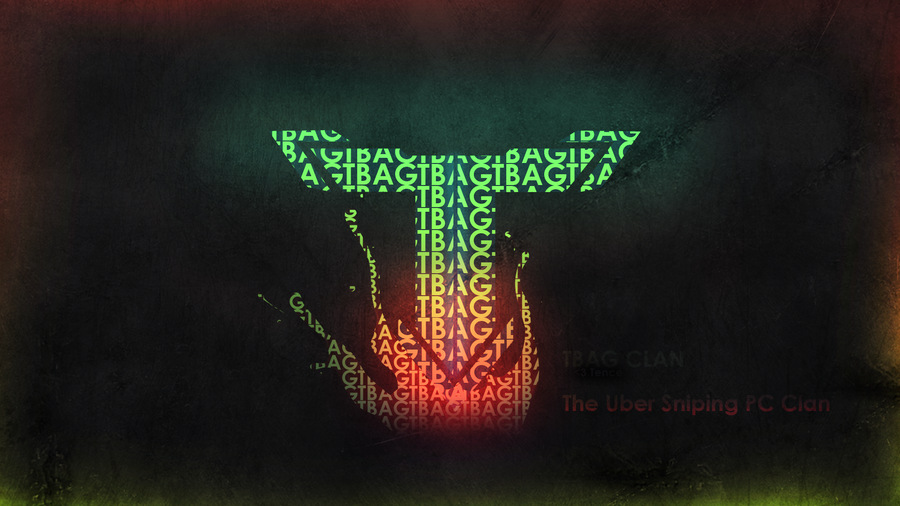 TBag Clan Typography #1 by GFX-ZeuS