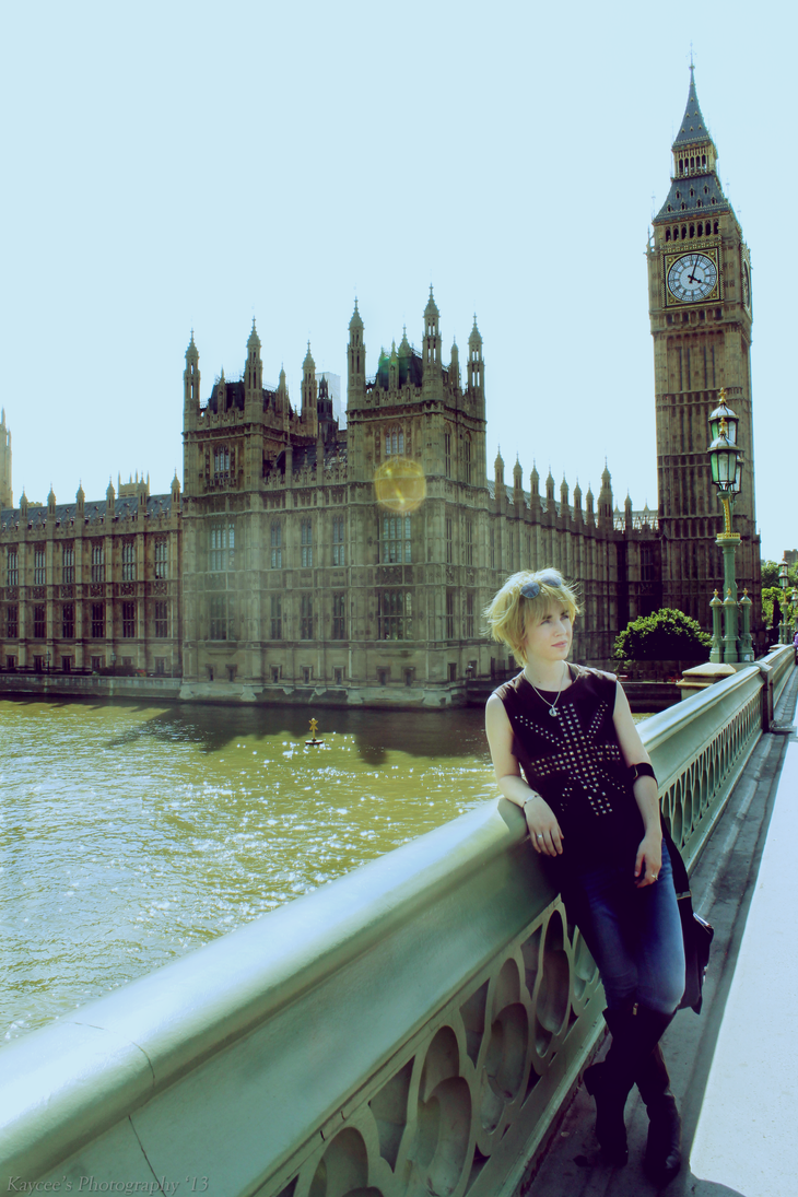 London Never Dies. by Kateliana