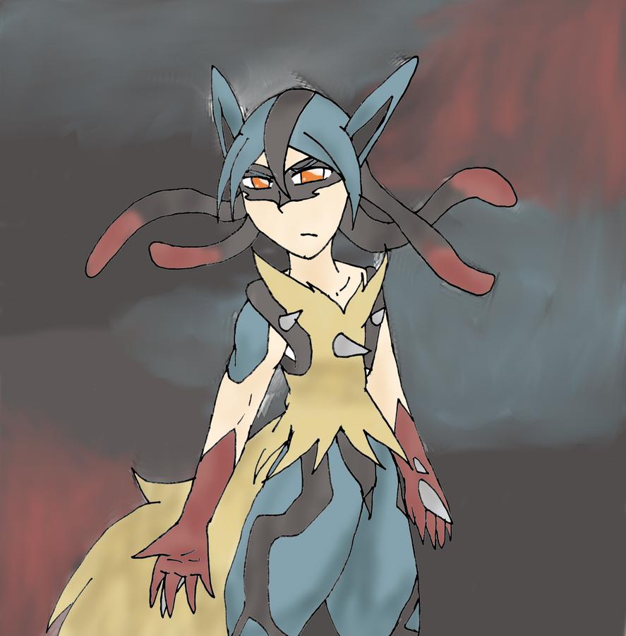 Pokemon : Mega-evolution by Cairistion--art on DeviantArt