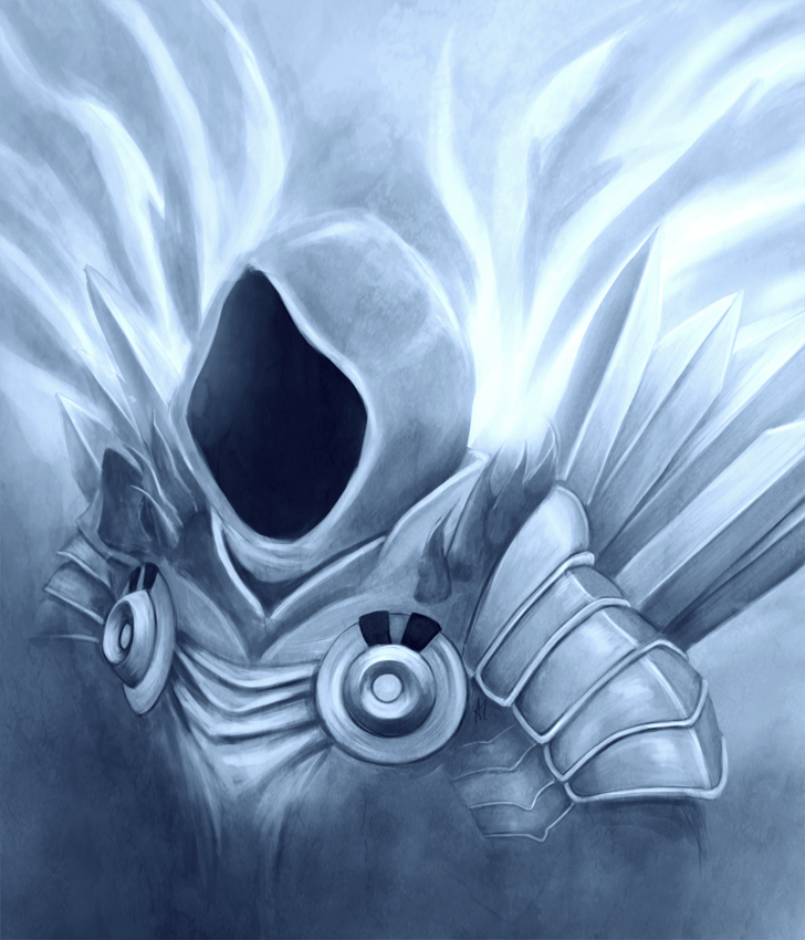 Tyrael by mademanmadman