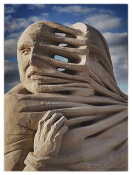 2011 World Sand Sculpture Championship Detail 02