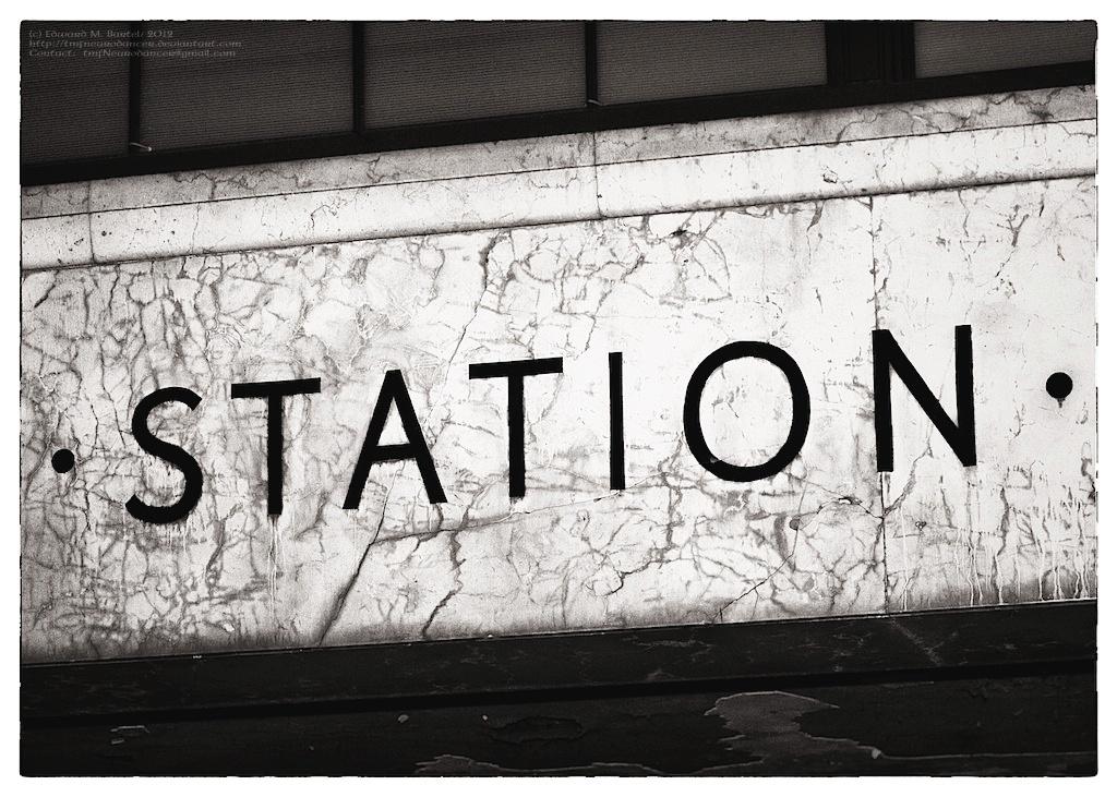 Station by tmfNeurodancer