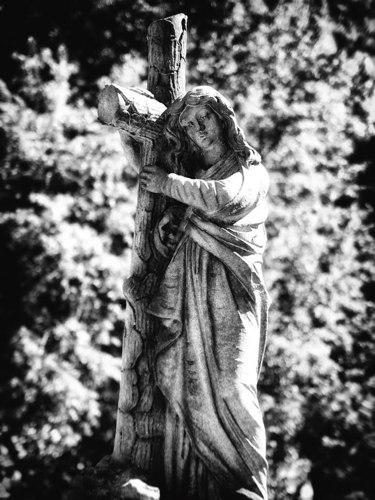 Holy Cross by tmfNeurodancer