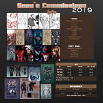 !COMMISSIONS OPEN!(Transformers, robots, other..)