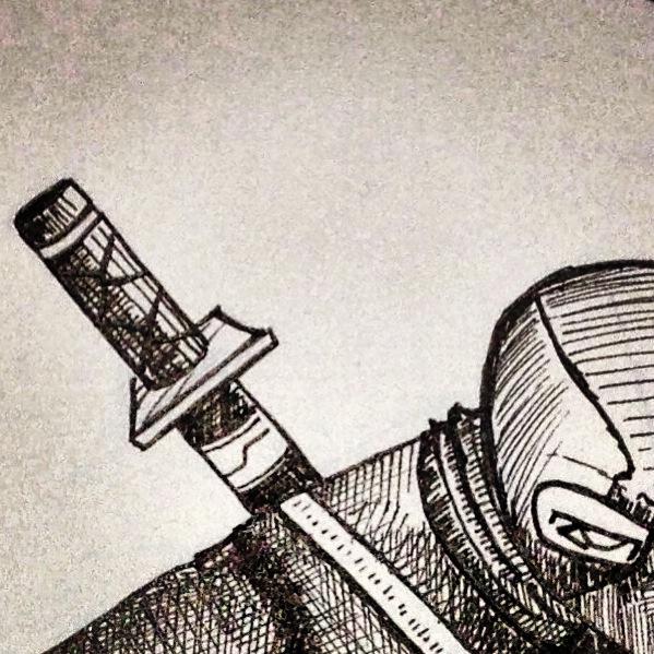 Ninja by drumfil