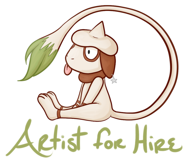 Artist for Hire: COMMISSIONS OPEN [READ DESC.] by KeiranAsthore