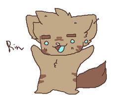 Stonky Friend - Rin