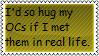 Hug stamp 1 by AsahiGirl