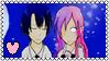 (REQUEST) MasaKoko stamp by AsahiGirl