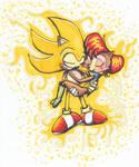 Sonic and his Princess