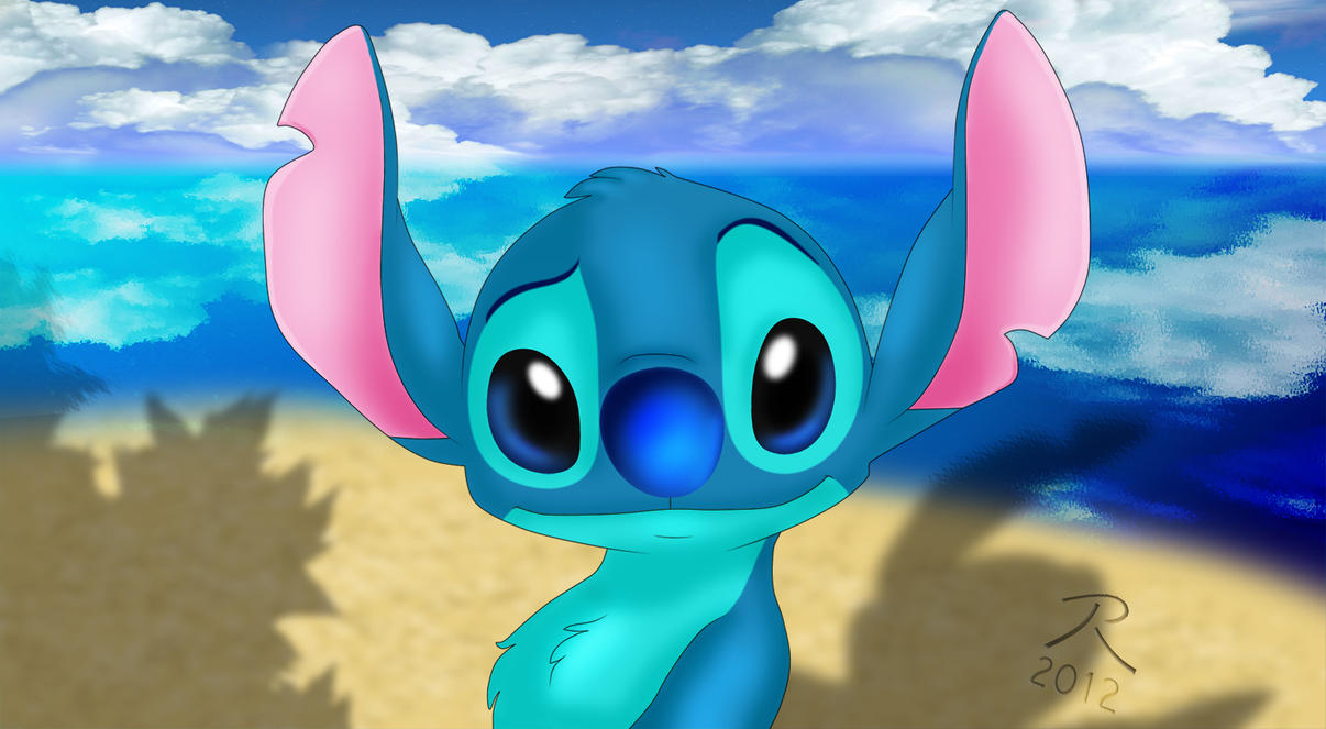 sad stitch wallpaper is - photo #10