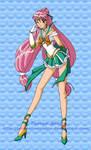 Sol Senshi 4 - Sailor Quaoar