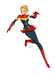 Captain Marvel for the Frog