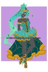 Queen Iola by Phianna