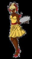 DTA - 'Chocolate Bunny' Dextroluma