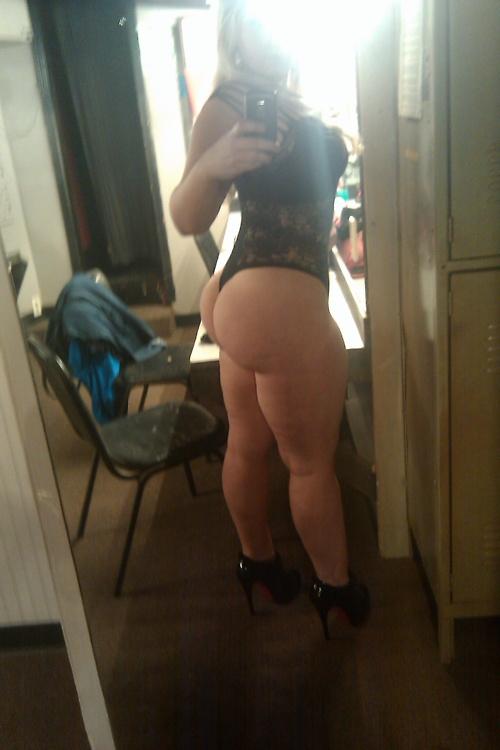 Homegrown latina ass