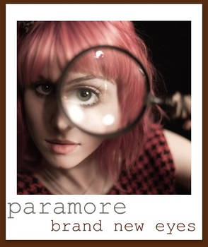 Brand New Eyes Cover