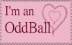 Oddball stamp by witch13888